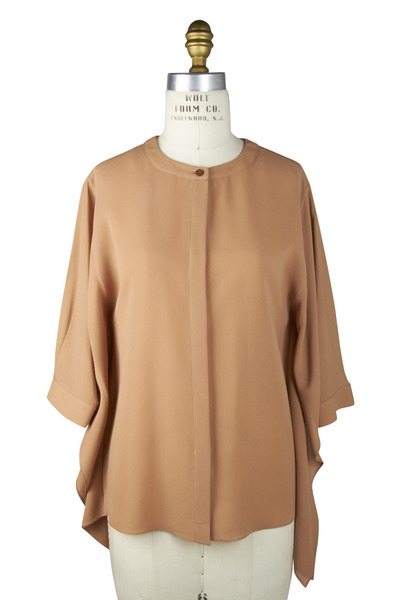 Michael Kors Collection - Kimono Button Front Shirt