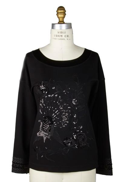 Bogner - Ciara Black Sweater
