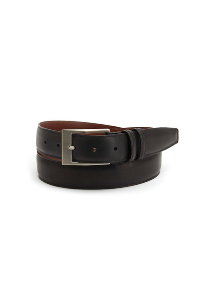 Torino - Black Leather Belt