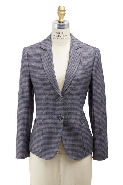 Giorgio Armani - Check Jacket