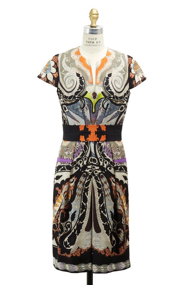 Multicolor Dress