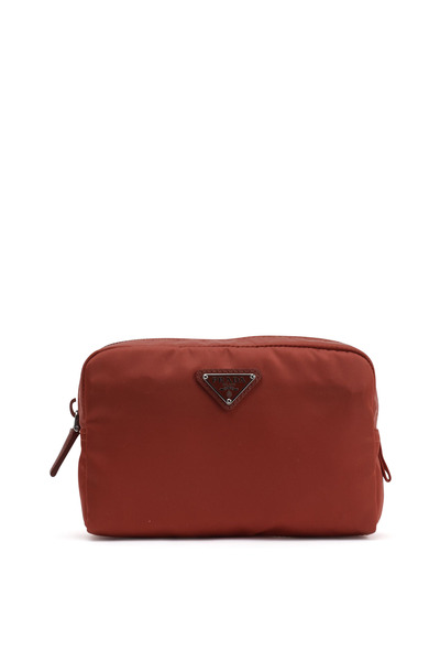 Prada - Red Cosmetic Case