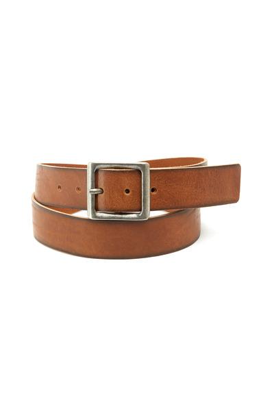 Trafalgar - Simsbury Tan Leather Belt