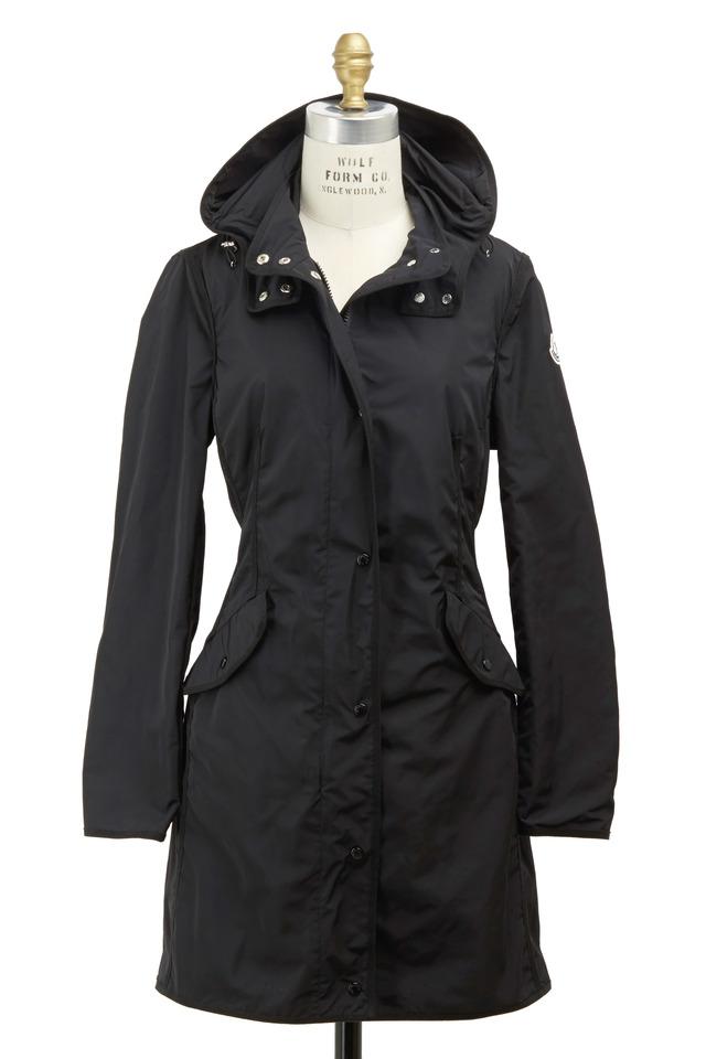 Argelia Black Jacket