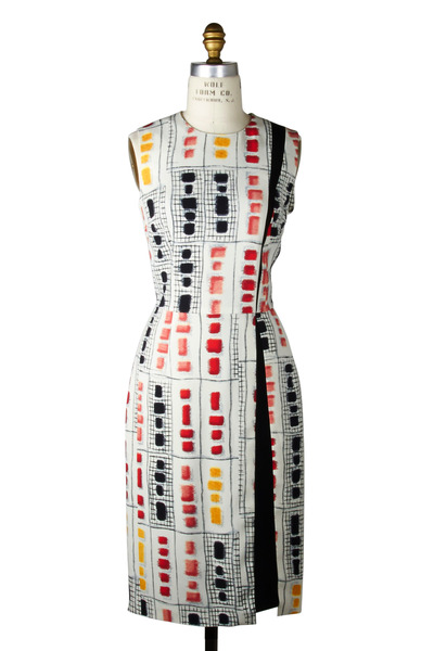 Etro - Multicolor Lego Dress