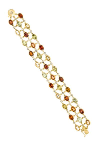 Temple St. Clair - Hera Linky Pietra Bracelet