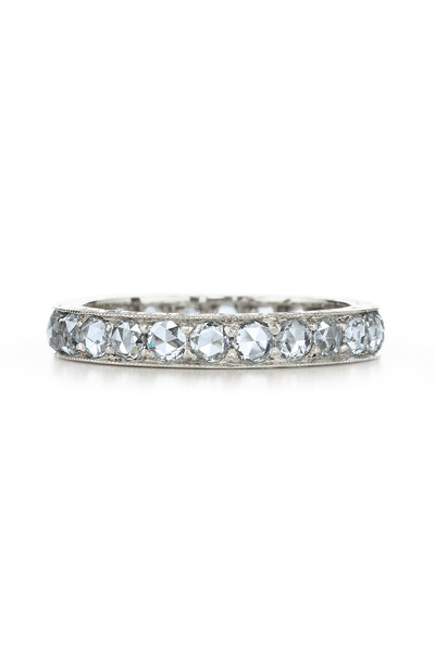Kwiat - White Gold Diamond Wedding Ring