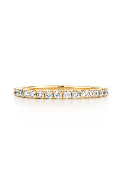 Kwiat - Yellow Gold Diamond Stack Ring