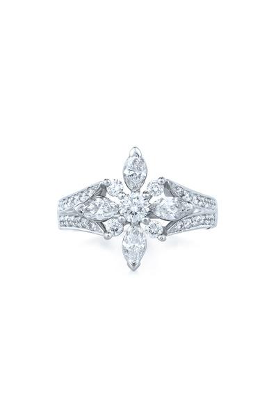 Kwiat - Star White Gold White Diamond Ring