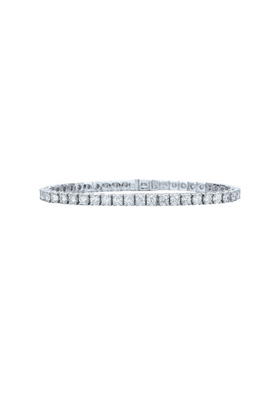 Kwiat - Riviera White Gold Diamond Bracelet