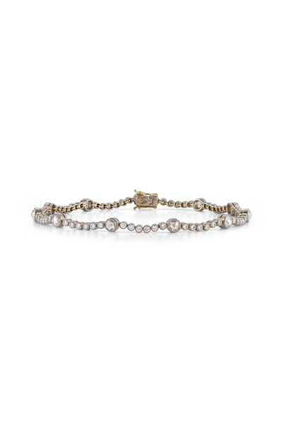 Kwiat - White Gold Diamond Bracelet