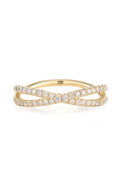 Kwiat - Yellow Gold Diamond Ring