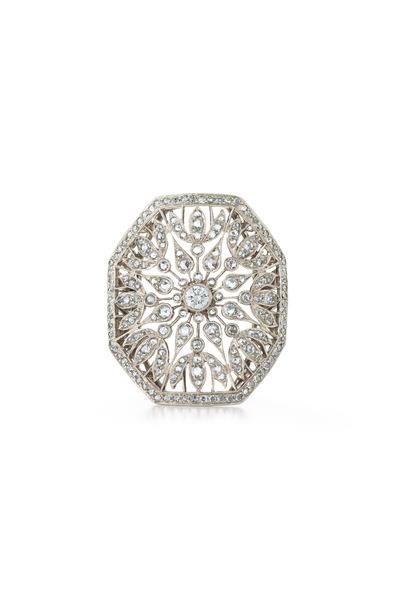 Kwiat - White Gold Diamond Ring