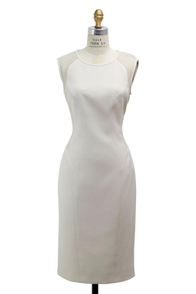Ecru Cady Dress