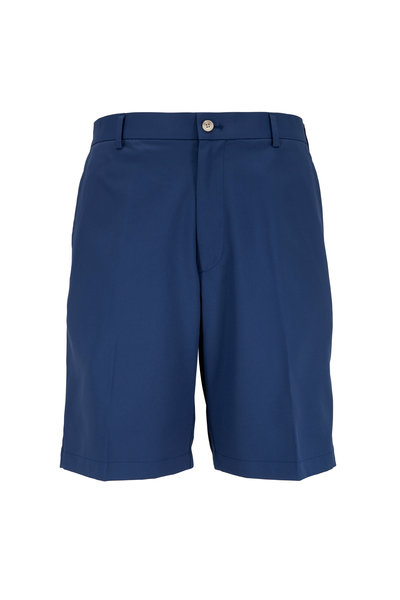 Peter Millar - Solid Midnight Blue Performance Shorts
