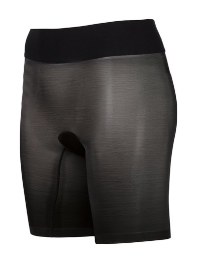 Wolford - Black Sheer Touch Control Shorts