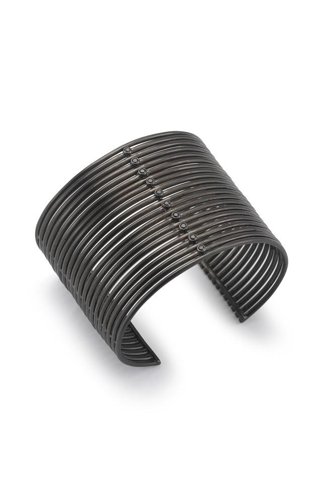 Berlin Wide Cuff Bracelet