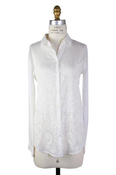Etro - White Blouse