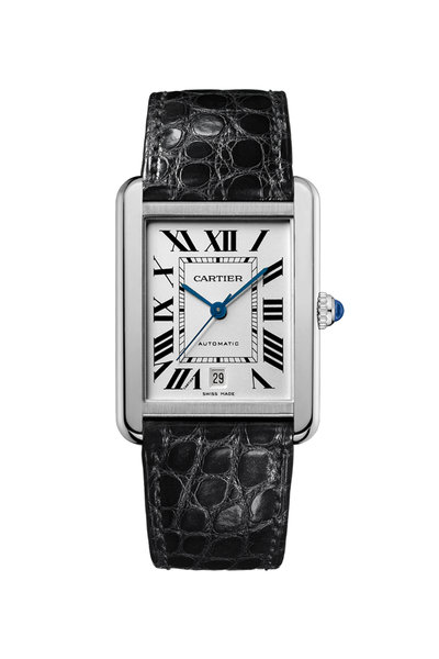 Cartier - Tank Solo Watch, Extra Large Model