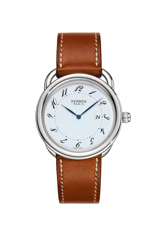 Arceau GM Steel Watch, Large Model