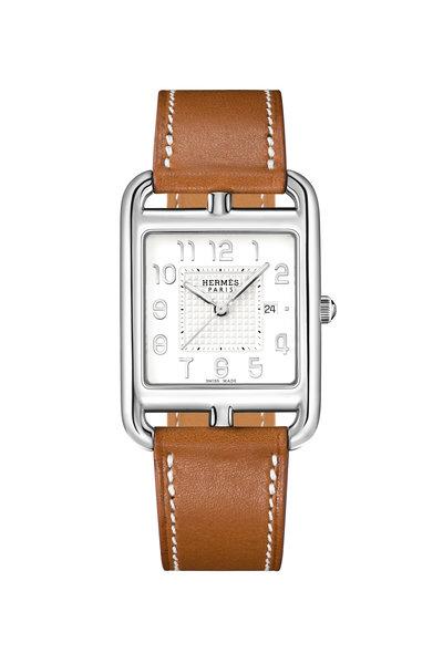 Hermès - Cape Cod PM Steel Watch, Small Model
