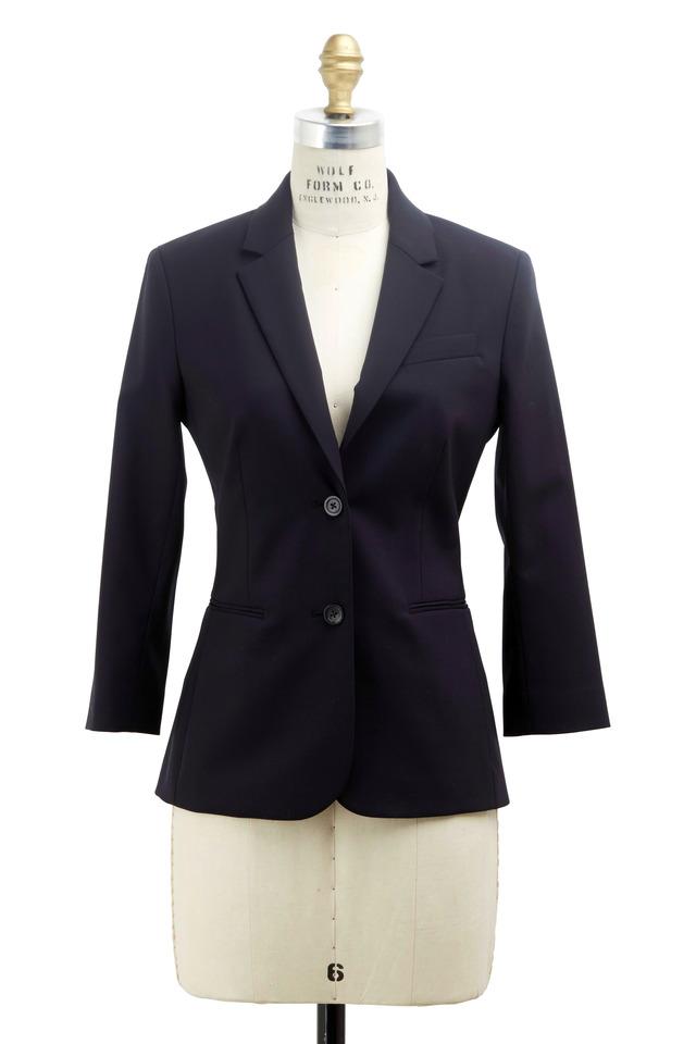 Navy Blue Schoolboy Jacket