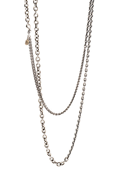 Kary Kjesbo - Sterling Silver Essential Chain 54