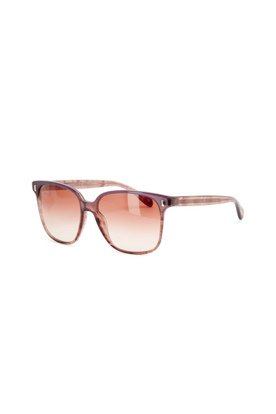 Oliver Peoples - Marmont 57 Faded Fig & Sonoma Sunglasses