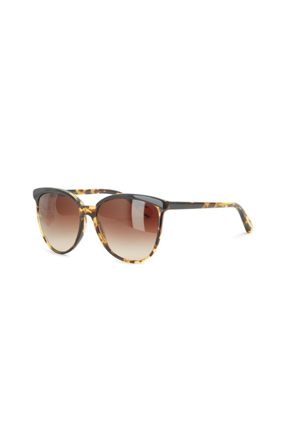 Oliver Peoples - Ria Tortoise Brown Sunglasses