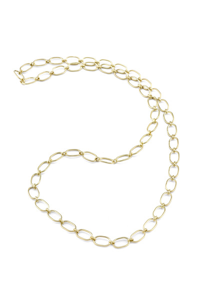 Irene Neuwirth - Yellow Gold Large Link Necklace