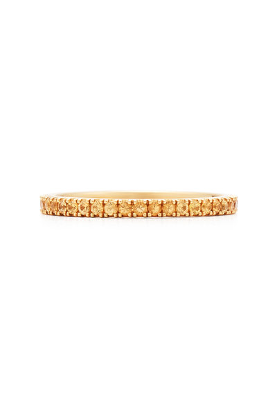 Kwiat - 18K Pink Gold Diamond Stackable Band