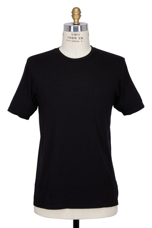 Good Life Black Crewneck T-Shirt