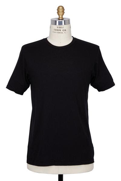 Good Life - Black Crewneck T-Shirt