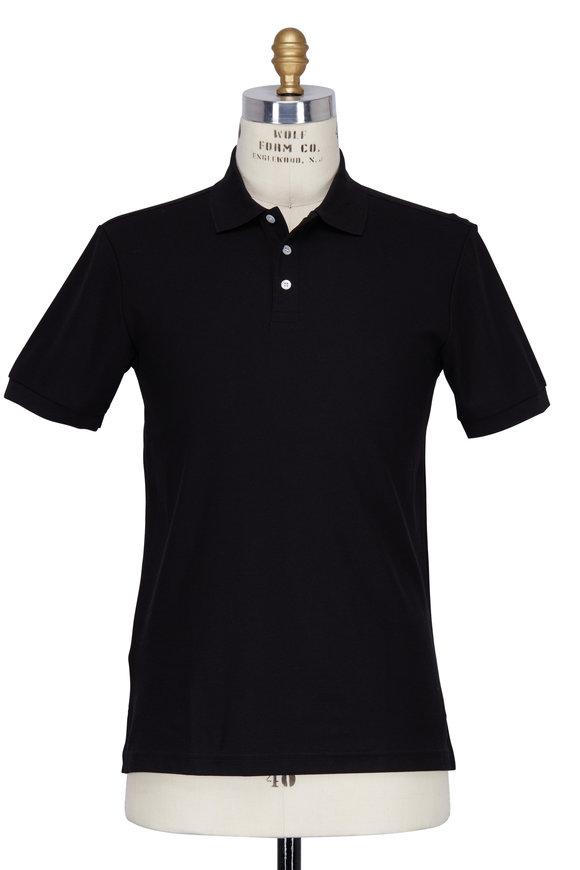 Handvaerk Black Classic Polo