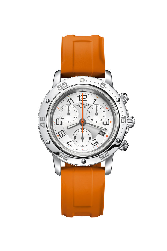 Clipper Chronograph Watch, 36 mm