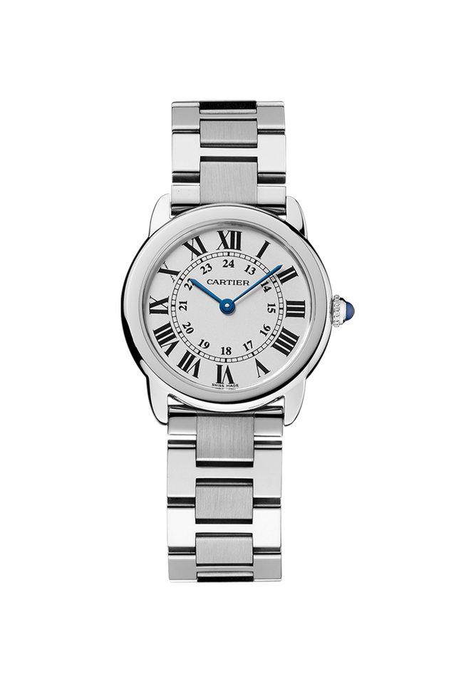 Ronde Solo de Cartier Watch, Small Model