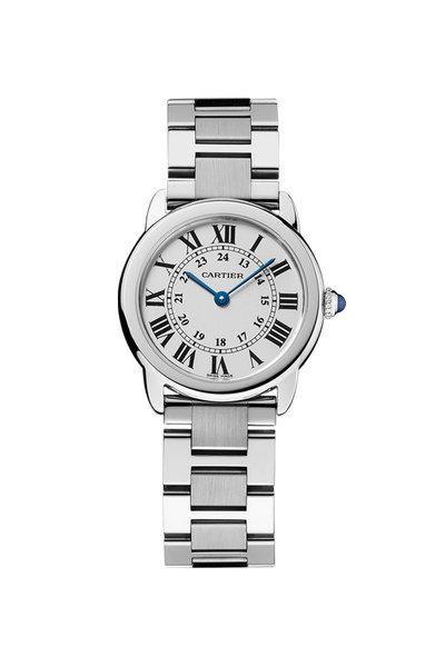 Cartier - Ronde Solo de Cartier Watch, Small Model