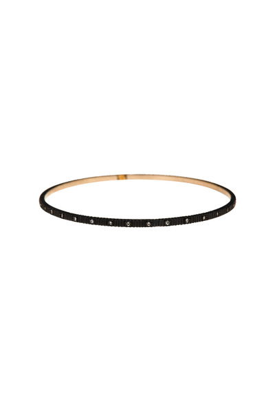 Yossi Harari - Gold & Silver Diamond Lilah Bangle