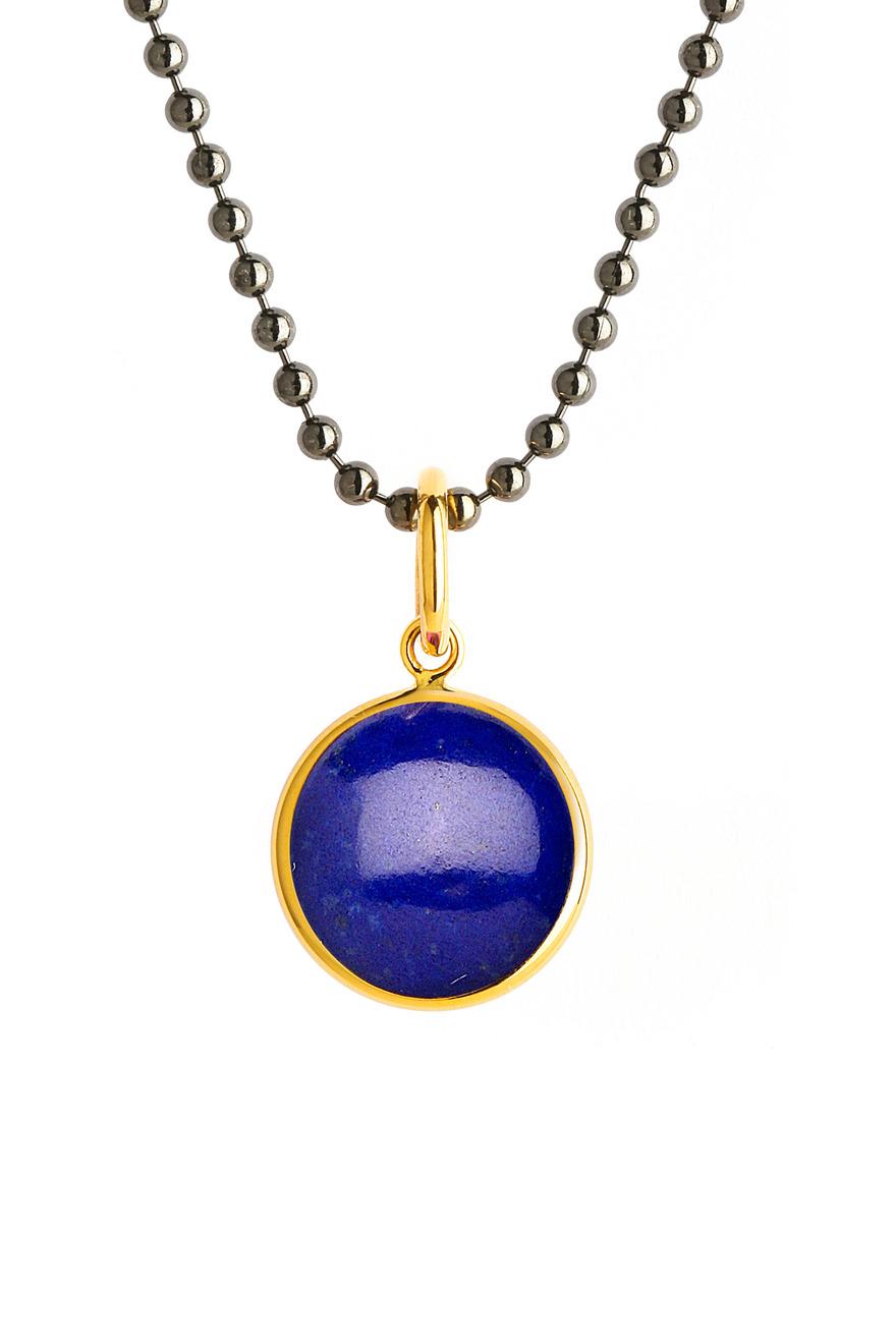 Lapiz Lazuli Chakra Pendant