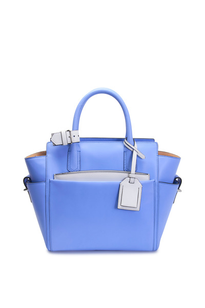 Reed Krakoff - Atlantique Sky Blue Leather Mini Tote