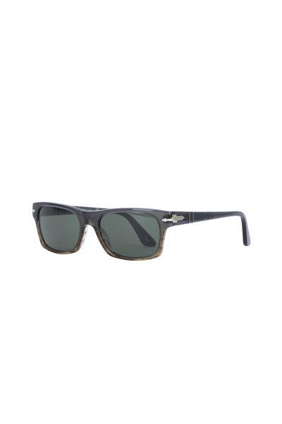 Persol - Green Square Frame Sunglasses