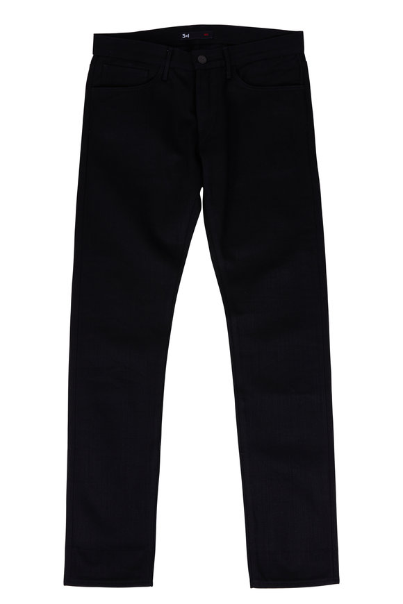 3x1 M5 Black Selvedge Jean