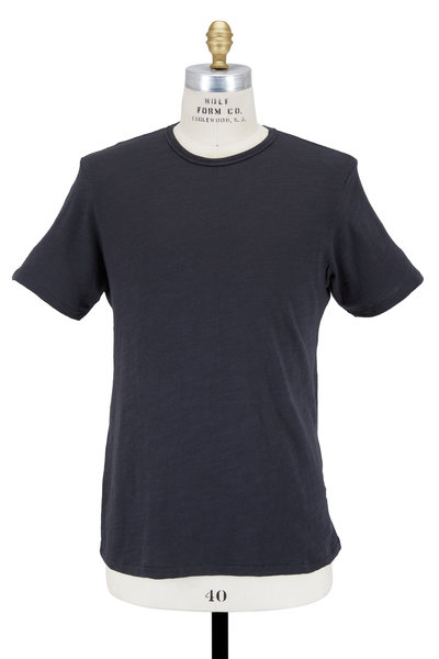 Rag & Bone - Standard Issue Black Short Sleeve T-Shirt