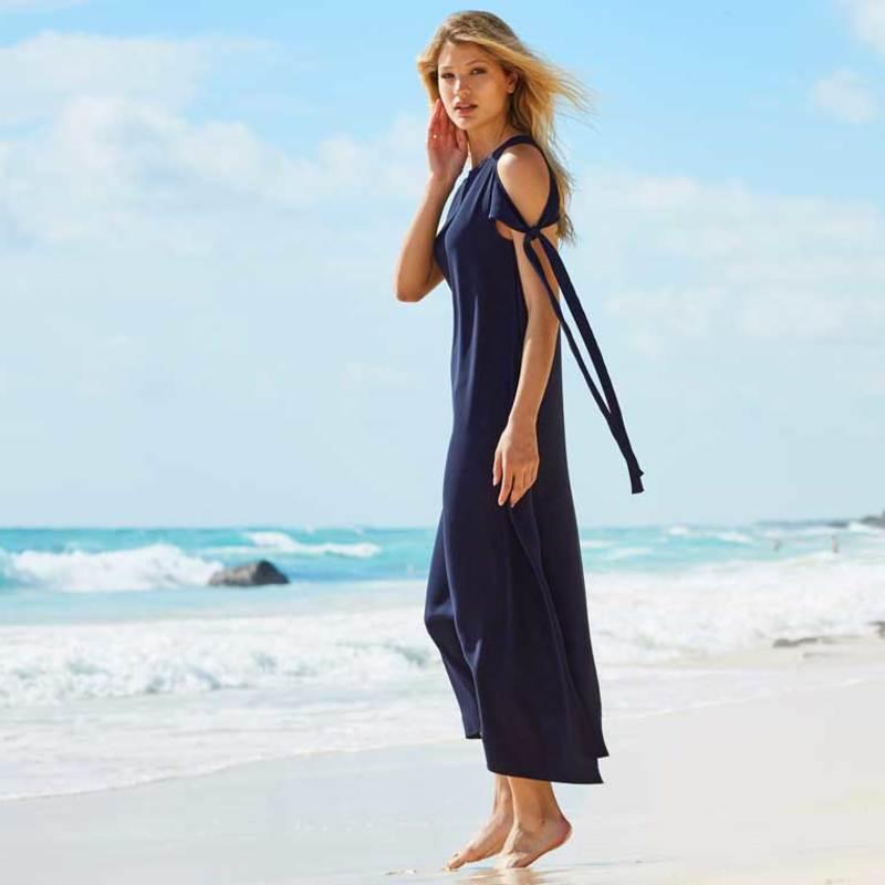 Womens resort image helmut dress