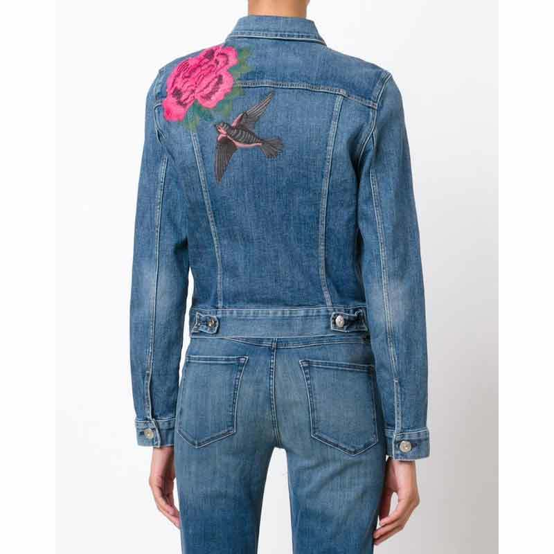 Denimjacketbirdcrop